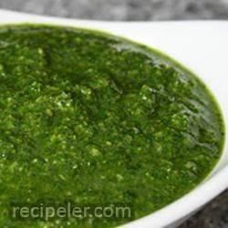 15-year-old pesto sauce