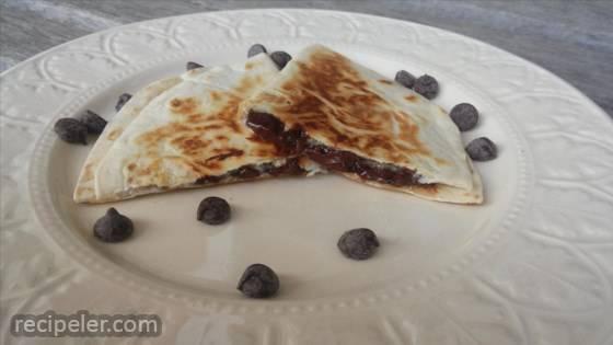 2-Step Chocolate Taco