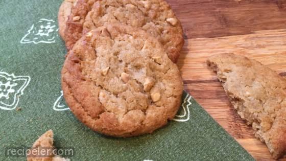 3-ngredient Keto Peanut Butter Cookies