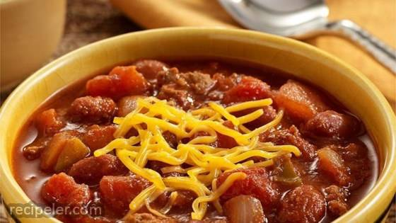 30-Minute Chili from RO*TEL