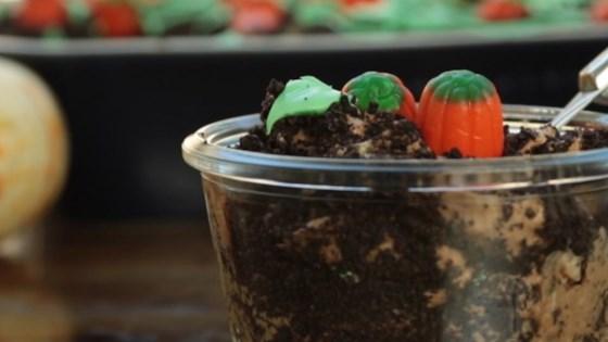 """""""dirt Pudding"""" Pumpkin Patch"""