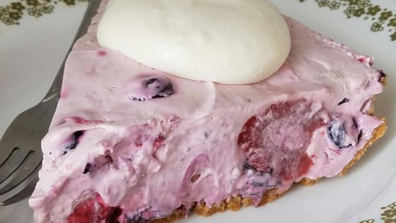 """""""fruit Smoothie"""" No-bake Cheesecake From Phladelpha®"""