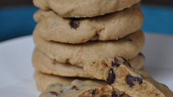 5-ngredient easy chocolate chip cookies