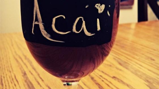 acai berry smoothie