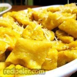 Acorn Squash Gnocchi with Parmesan Sage Beurre Blanc