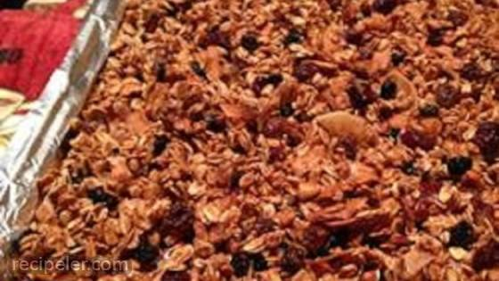Addictive and Healthy Granola