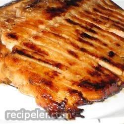 Alaskan BBQ Salmon