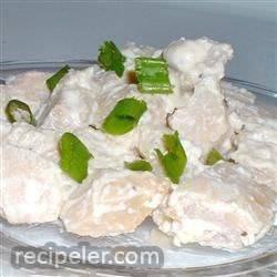 Alice's Sour Cream Chicken Breasts