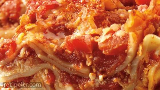 All-n-One Lasagna