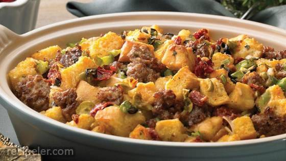 All Natural Ground talian Sausage Stuffing