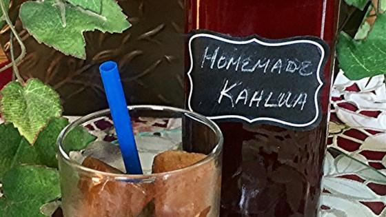 allie's espresso kahlua® liqueur