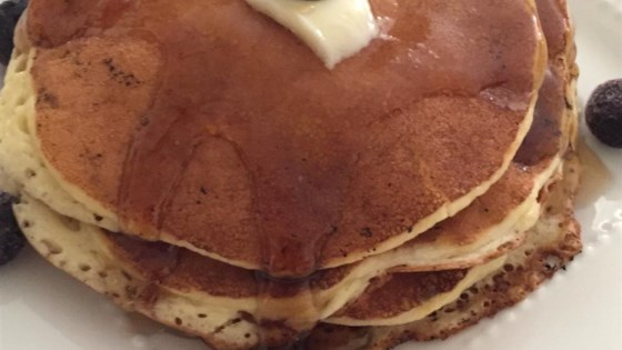 almond puff pancakes