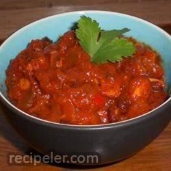Amazing Hawaiian Chicken Chili