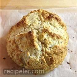 amazingly easy rish soda bread