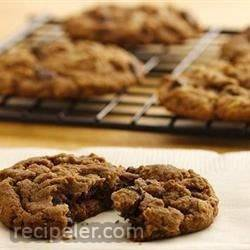 Amena's Triple Chocolate Chip Cookies