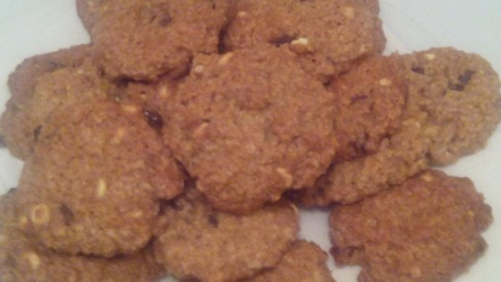 anzac biscuits with macadamia nuts