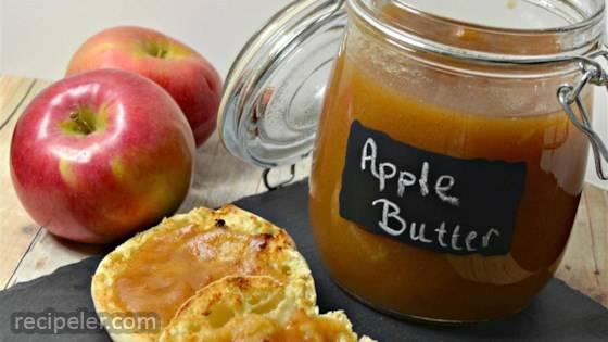 Apple Butter V