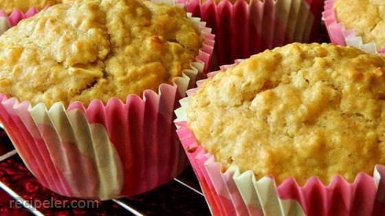 Apple Crisp Muffins