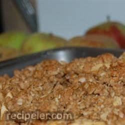 apple crisp v