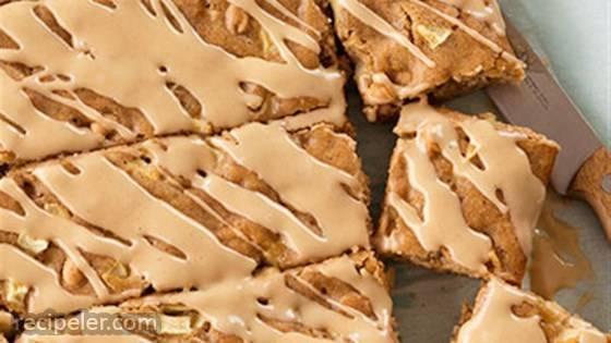 Apple Peanut Butter Cake