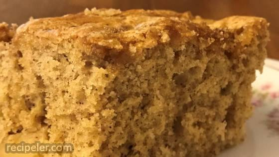 Apple Taffy Cake