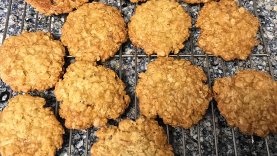 apricot anzac biscuits