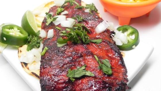 arrachera (mexican skirt steak for tacos)