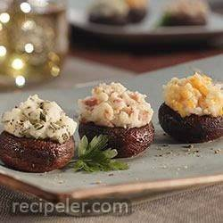 Art's talian Stuffed Mushrooms