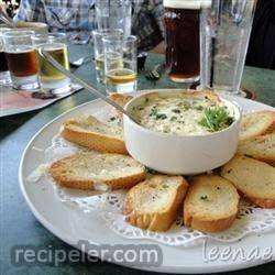 Artichoke And Crabmeat Triangles