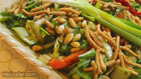 Asian Bok Choy Salad