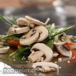 Asian Veggie Packets