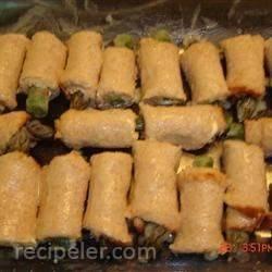 asparagus wrap