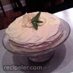 aunt mary's vanilla frosting
