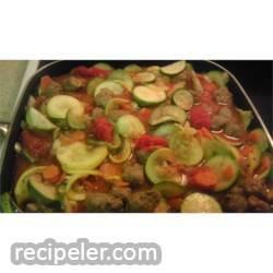 Aunt Rita's talian Stew