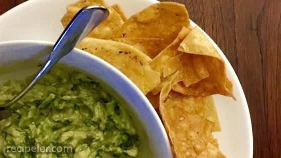 Avocado-tomatillo Dip With Jalapenos And Cilantro