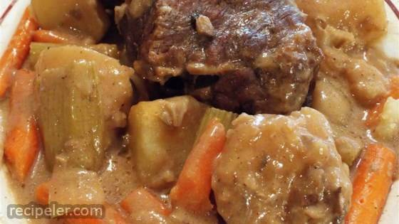 Awesome Slow Cooker Pot Roast Plus Extras
