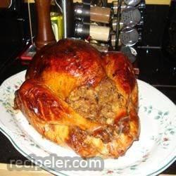 Awesome Tangerine-Glazed Turkey