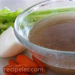 Awesome Turkey Giblet Stock