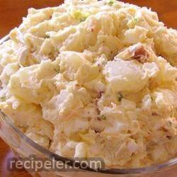 Bacon Potato Salad with Ranch