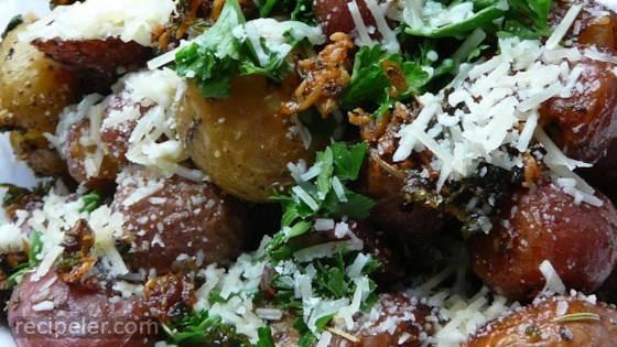 Bada Bing Bada Banged Potatoes