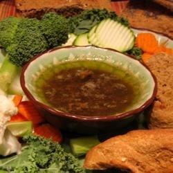 bagna calda (talian garlic-anchovy-sardine appetizer)