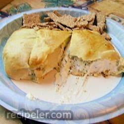 Baked Cream Cheese Appetizer