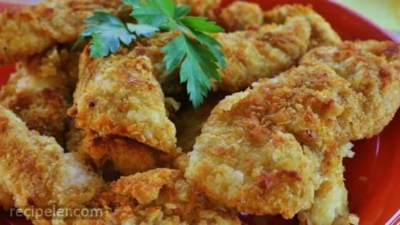 Baked Crispy Potato Chicken