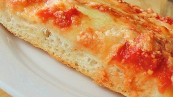 Bakery-style Pizza
