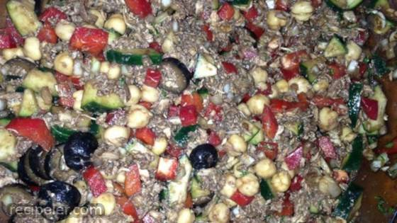 Balsamic Tuna Salad