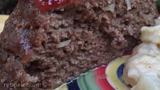 Barbara's Best Meatloaf