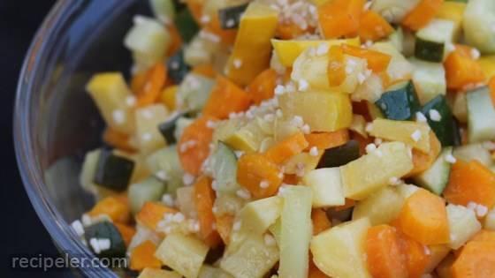 Basic Chinese Stir Fry Vegetables