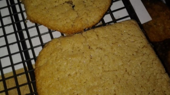 basic peanut butter cookies