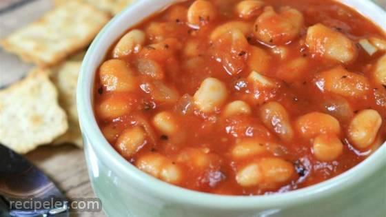 Basic talian Bean Soup