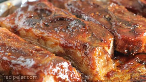 BBQ Country Style Ribs